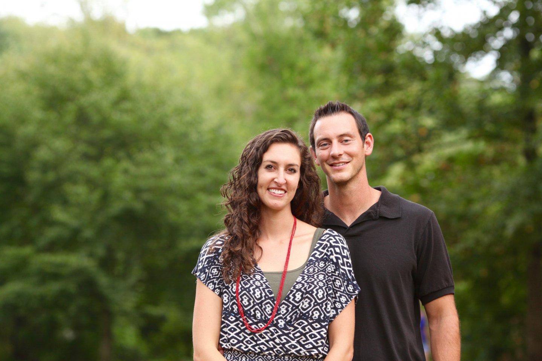 Tony Ronco and Rachel Rutan