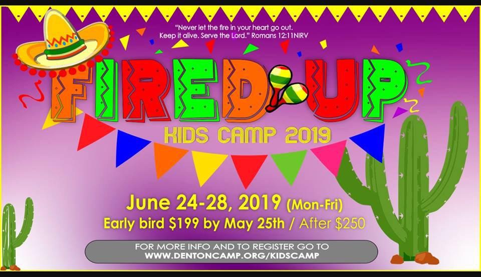 Kids Camp 2019