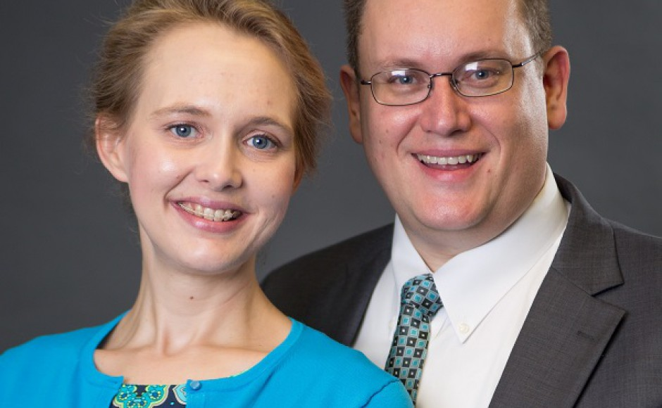 Aaron & Hannah Sherman | KY-TN Dist. Supt. residing in Lexington KY