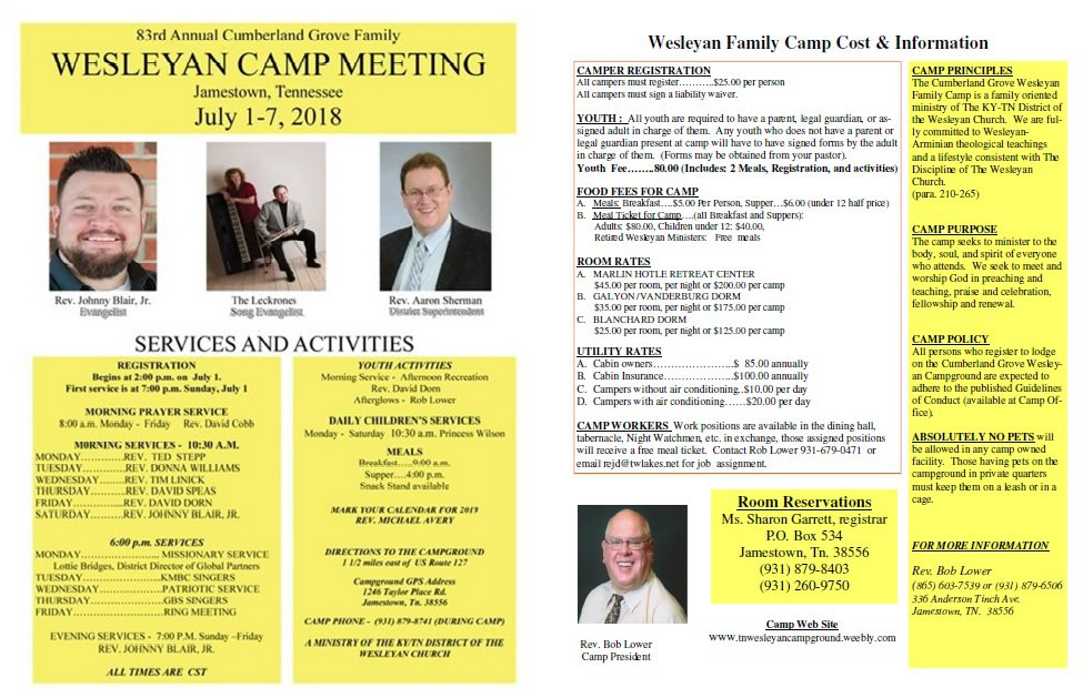 2018 CG Family Camp - both