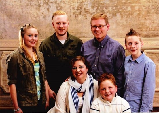 Pastor Ken Clendaniel and Family