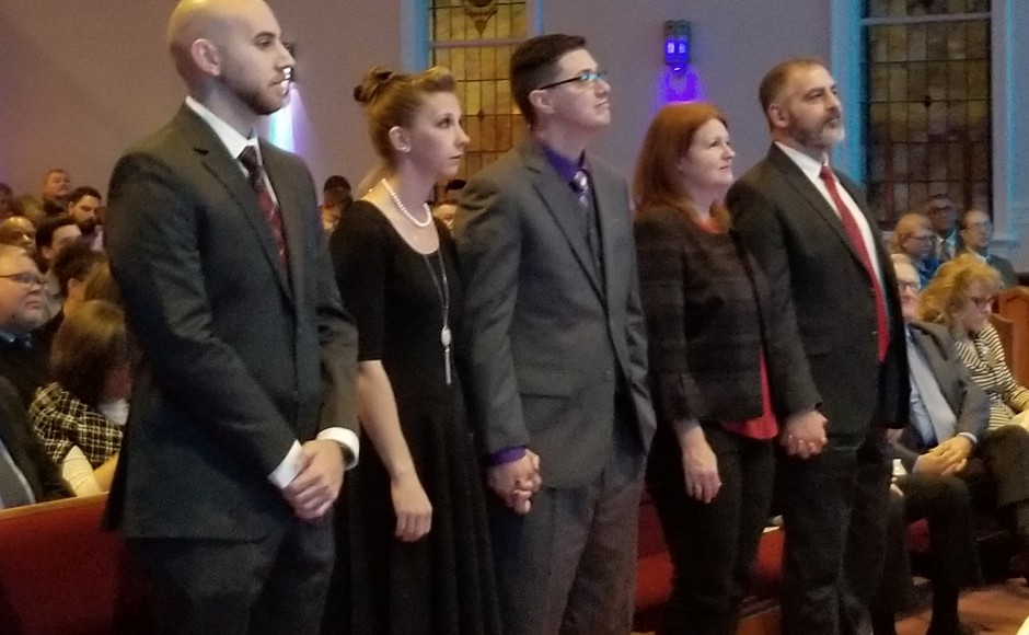 Ordination Candidates and Spouses