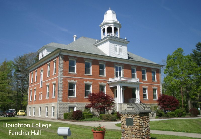 Houghton College Fancher Hall