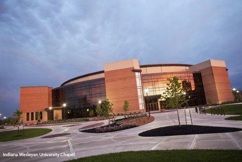 Indiana Welseyan University Chapel