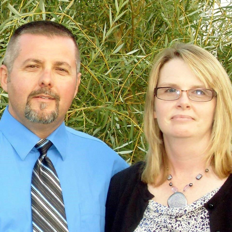 Pastor Eddie & Tricia Elms