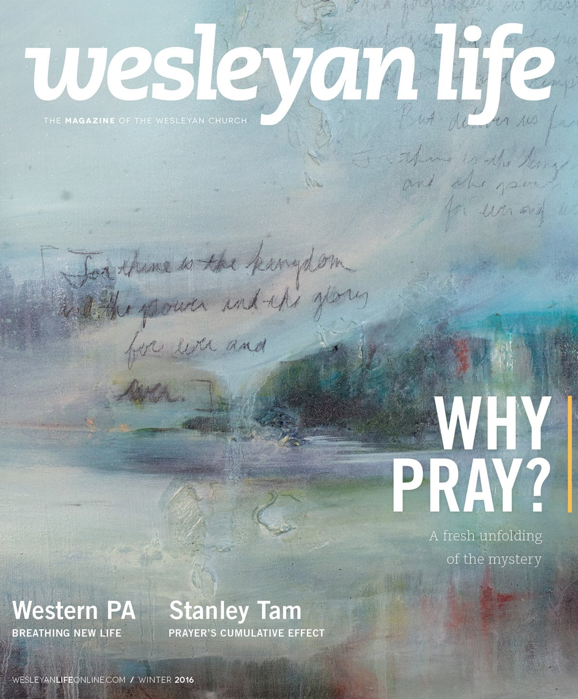 Winter 2016 (Current Issue)